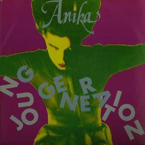 Cover - Anika: Young Generation