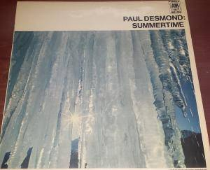 Cover - Paul Desmond: Summertime