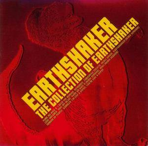 Earthshaker: Collection Of Earthshaker, The - Cover