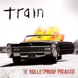 Cover - Train: Bulletproof Picasso