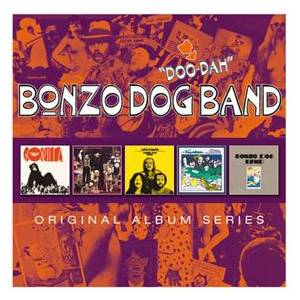Cover - Bonzo Dog Doo-Dah Band: Original Album Series