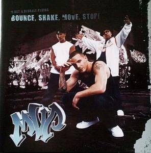 Cover - M.V.P.: Bounce, Shake, Move, Stop!