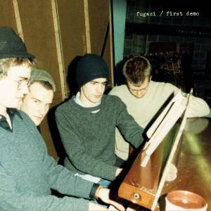 Cover - Fugazi: First Demo