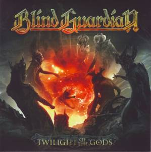 Blind Guardian: Twilight Of The Gods - Cover