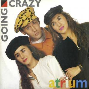 Cover - Atrium: Going Crazy