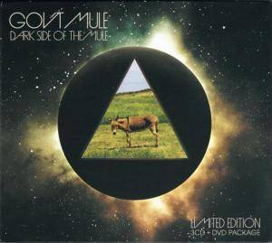 Gov't Mule: Dark Side Of The Mule - Cover