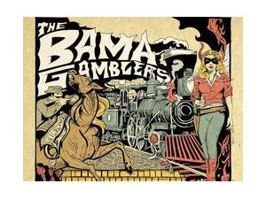 The Bama Gamblers: Iron Mountain - Cover