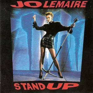 Cover - Jo Lemaire: Stand Up
