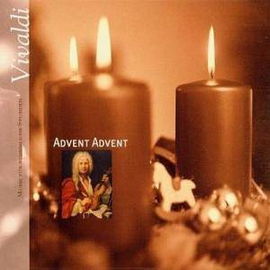 Cover - Francesco Manfredini: Advent Advent