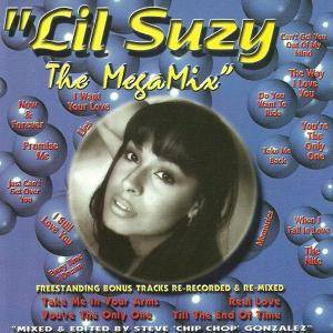 Cover - Lil Suzy: Mega Mix, The