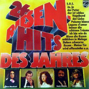 Cover - Andre Lukas: 26 Riesen Hits Des Jahres