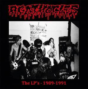 Cover - Agathocles: LP's: 1989-1991, The