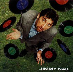 Cover - Jimmy Nail: Ten Great Songs And An OK Voice