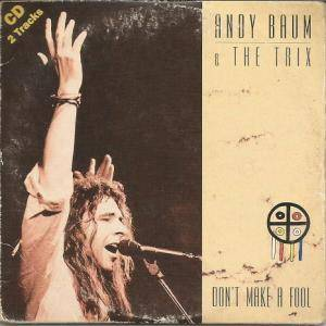 Cover - Andy Baum & The Trix: Don't Make A Fool
