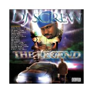 Cover - DJ Screw: Legend, The