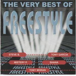 Cover - Mystery P.: Very Best Of Freestyle, The