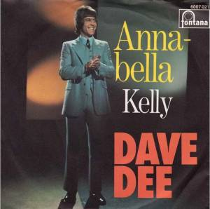 Cover - Dave Dee: Annabella