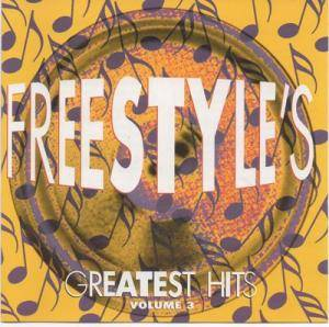 Freestyle's Greatest Hits Volume 3 - Cover