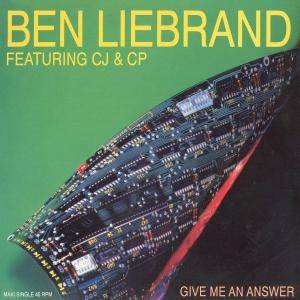 Cover - Ben Liebrand: Give Me An Answer