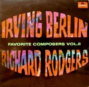 Cover - Richard Rodgers: Favorite Composers Vol. II