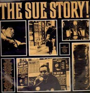 Sue Story!, The - Cover