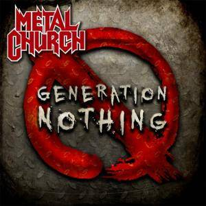 Metal Church: Generation Nothing - Cover