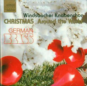 Cover - Enrique Crespo: German Brass & Windsbacher Knabenchor: Christmas Around The World