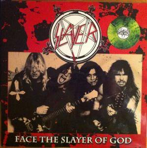 Slayer: Face The Slayer Of God - Cover