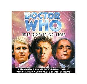 Cover - Doctor Who: (TMR) (001) The Sirens Of Time