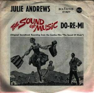 Cover - Julie Andrews: Sound Of Music, The