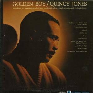 Cover - Quincy Jones: Golden Boy