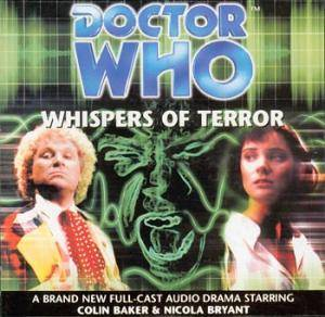 Cover - Doctor Who: (TMR) (003) Whispers Of Terror