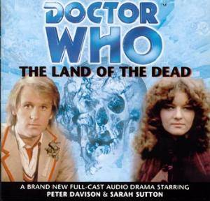 Cover - Doctor Who: (TMR) (004) The Land Of The Dead