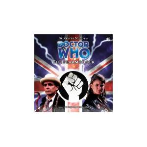 Cover - Doctor Who: (TMR) (005) The Fearmonger