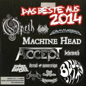 Cover - Dread Sovereign: Rock Hard - Das Beste Aus 2014