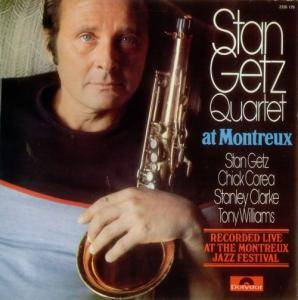 Cover - Stan Getz Quartet: At Montreux - Recorded Live At The Montreux Jazz Festival