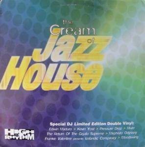 Cover - Blaze: Cream Of Jazz House, The