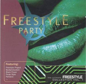 Cover - Freak Style: Freestyle Party Vol. 1