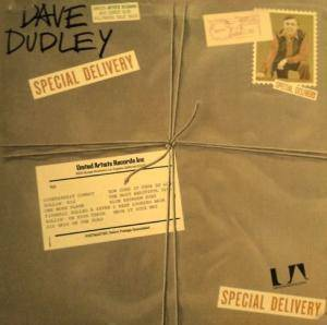 Cover - Dave Dudley: Special Delivery