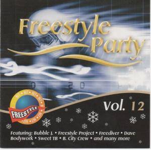 Freestyle Party Vol. 12 - Cover