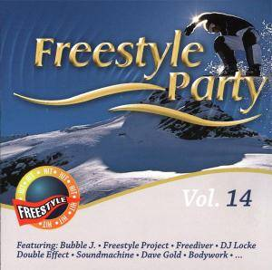Freestyle Party Vol. 14 - Cover