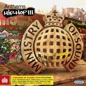 Cover - A$AP Rocky: Anthems Hip-Hop III