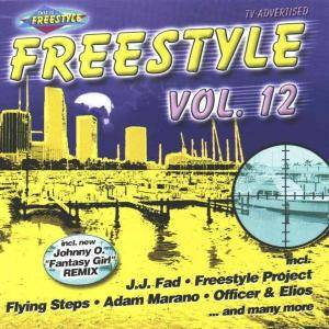 Freestyle Vol. 12 - Cover