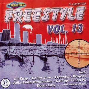 Cover - Mystery P.: Freestyle Vol. 13
