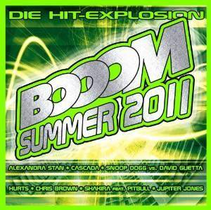Cover - DJ Antoine Vs. Timati Feat. Kalenna: Booom Summer 2011 - Die Hit-Explosion