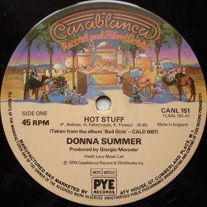 "Donna Summer: Hot Stuff (12"") - Bild 2"