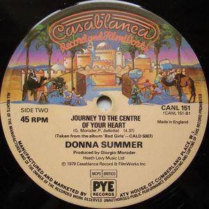 "Donna Summer: Hot Stuff (12"") - Bild 3"