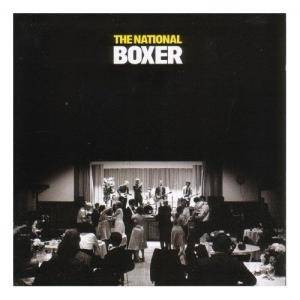 The National: Boxer - Cover