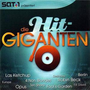 Cover - 4 Non Blondes: Hit-Giganten, Die