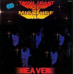 Heaven: Twilight Of Mischief - Cover